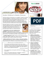 201003 March Newsletter and Calendar