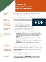 poster submission flyer 082815v