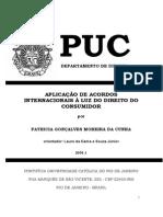 Tratados Internacionais - Direito Do Consumidor