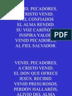 Himno 12;Venid, Pecadores a Cristo