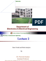 Lecture_2 Electrical Engineering IIT G
