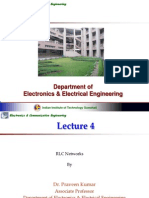 Lecture_4 Electrical Engineering IIT G
