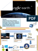 Presentación Google Earth