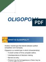 Oligopoly (Final)