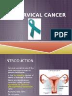 Cervical Cancer Enarm
