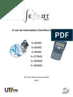 Calculadoras Científicas Casio