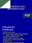 3. Pneumonia Dan Bronkiektasis
