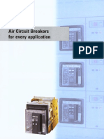 Air Circuit Breakers for Every Application