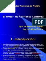 El Motor de Corriente Continua Parte1