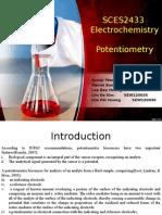 Application of Potentiometry as Biosensor