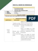 SESIÒN DE APRENDIZAJE GIULI.doc