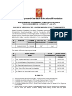 Application Form-Scholarship-SD Charitable Edu Foundation