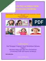 Listening Practice Materials Fr