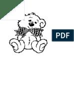 bear sit
