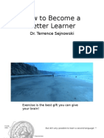 How to Become a Better Learner