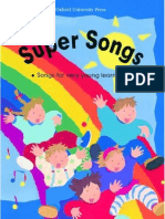 Super Songs - Songs for Very Young Learners