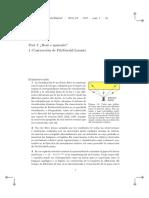 Contraccion de Fitzgerald - Lorentz