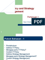 IT Policy and Strategy Management_1
