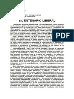 Bicentenario Liberal - Enrique Díaz Araujo