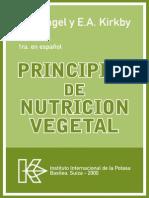 Mengel. Principios de Nutricion Vegetal