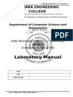 DS Master Lab Manual