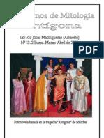 Cuadernos de Mitología nº 13