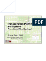 Sherry Ryan _Transportation Systems Presentation