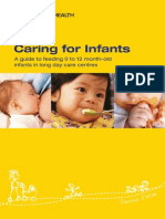 Care for Infants