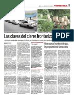 Las claves del cierre fronterizo en Táchira