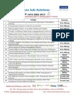 Final Year Java IEEE 2015-16