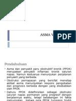 Asma vs Ppok