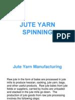Jute Yarn Spinning
