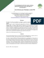 Resumen de Tesis VCruz y SBuenaño, Director de Tesis Msig. Lenin Freire C. 05 Febrero 2014
