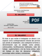 EXPOSICION SALARIOS