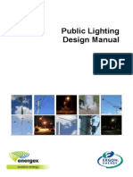 Public Lighting Design Manual