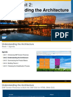 OpenSAP Sps1 Week 1 Unit 2 UTA Presentation