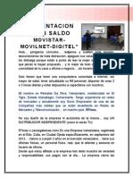 Presentacion Club Saldo Movistar-movilnet-digitel