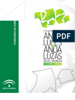 Plan integral para los Andaluces por el Mundo 2009-2012