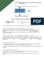 Proceso de La Investigación Científica Del Derecho y Sus Resultados