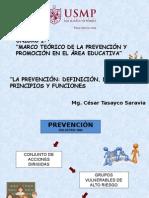 Clase 01. La Prevención