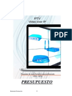 Curso IPTV Video Over IP 2014
