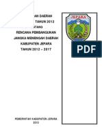 Rpjmd Kab. Jepara 2012-2017