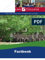Gavilan College Fact Book 2009