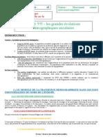 Fiche 111 - les grandes évolutions démographiques séculaires.doc