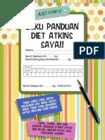 Buku Panduan Diet Cara Atkins