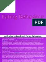 Eating Behaviour Ppt
