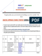 Analysis, Apprach, Source, Strategy- General Studies Pre Paper - 2015 (1)