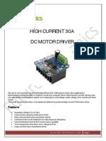 30A Motor Driver