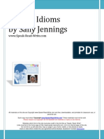 Idioms (700) From