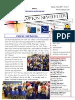 Issue 7 Newsletter Spring 10